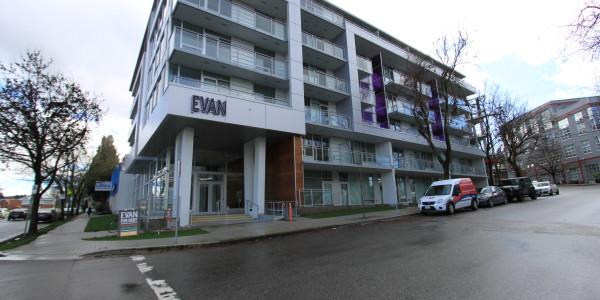 The Evan - Exterior