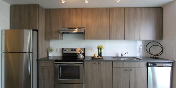 The Evan - kitchen