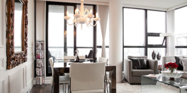 Living:Dining Area